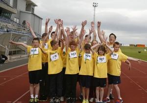 Disability Sports Yorkshire, Junior Athletics Finals @ the John Charles Stadium, Hunslet, W Yorkshire.